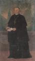 D. Frei António Teles da Silva, Mosteiro de Tibães.png