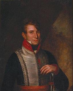Pedro de Sousa Holstein, 1st Duke of Palmela Portuguese noble and diplomat