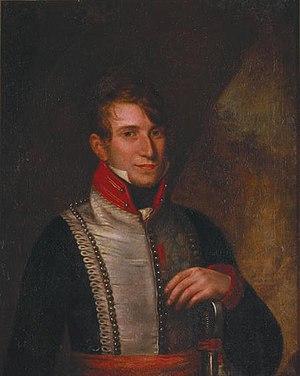 Pedro de Sousa Holstein, 1st Duke of Palmela - Image: D. Pedro de Sousa Holstein, 1º Duque de Palmela Domingos Sequeira