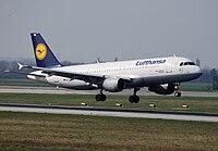 D-AIPB - A320 - Lufthansa