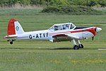 DHC-1 Chipmunk 22 'G-ATVF' (32940597925).jpg