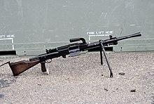 Degtyaryov Machine Gun Wikipedia