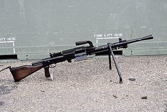 Degtyaryov machine gun - RP-46