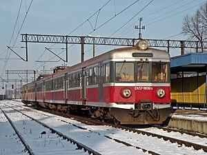 PKP class EN57 - Image: DSCN9188