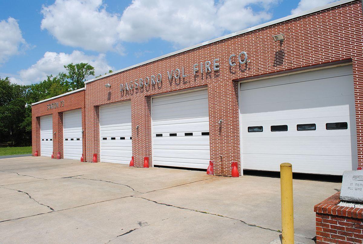 Dagsboro Vol. Fire Department, Station 73, Dagsboro, DE (8611610815).jpg
