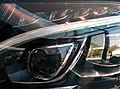 Daimler C Class Front Light Reflections (15834382606).jpg