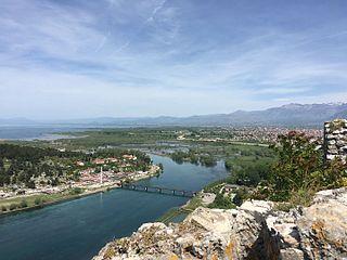 Buna River Velipojë Protected Landscape