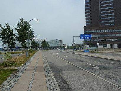 Sådan kommer du til Dampfærgevej med offentlig transport – Om stedet