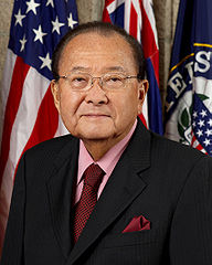 The late Senator Daniel Inouye