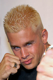 Daniel Puder American professional wrestler and mixed martial arts fighter