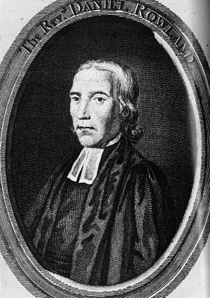 Daniel Rowland (preacher) - Daniel Rowland