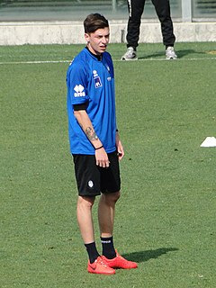 Daniele Baselli Italian footballer