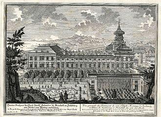 Mirabell Palace - Image: Danreiter G 0504 I
