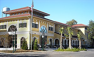 Daphne, Alabama - Daphne City Hall