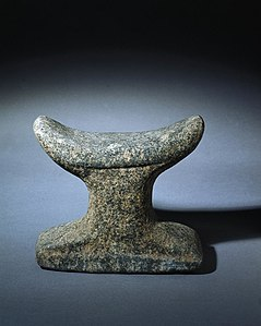 Dark granite headrest HARGM11077.JPG
