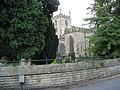 Darley Dale - St. Helen's Church and churchyard - geograph.org.uk - 961170.jpg