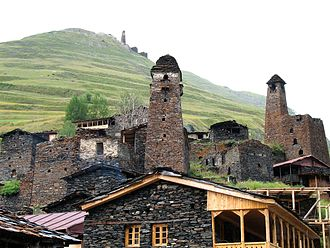 Tusheti - Dartlo Village, Tusheti
