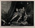 David Garrick (1717-1779) in the rôle of Richard III, awaken Wellcome V0049252.jpg