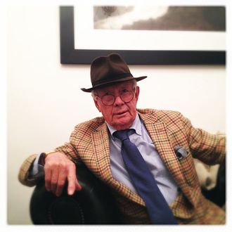 David Hamilton (photographer) - Hamilton in 2012