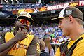 David Ortiz chats with Anthony Rizzo during the T-Mobile -HRDerby. (28291315110).jpg