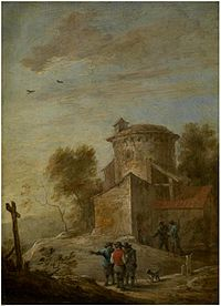 David Teniers the Younger - Evening.jpg