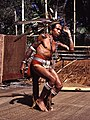 Dayak dancer, Sarawak.jpg