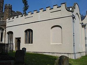 Edward Shepherd - De Grey Mausoleum, Flitton, Bedfordshire.
