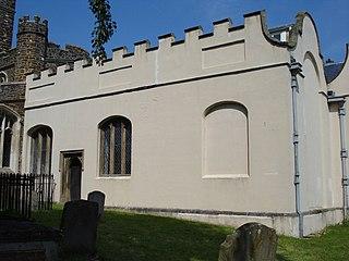 de Grey Mausoleum Grade I listed building in Central Bedfordshire, United Kingdom