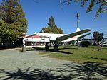 De Havilland 114 Heron (Plane JA6159) in Kaizuka Park 3.JPG