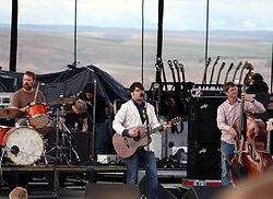 The Decemberists auf dem Sasquatch! Music Festival, 2006