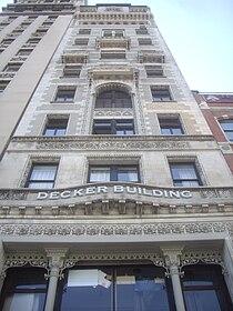 Decker Building, 33 Union Square West, NYC (2008).jpg