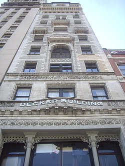 Decker Building, 33 Union Square West, NYC (2008).jpg