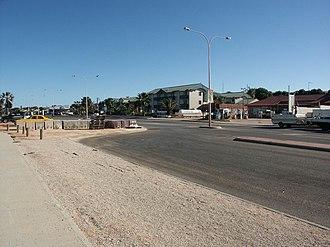 Denham, Western Australia - A view of Denham