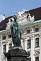 Denkmal Kaiser Franz I von Österreich - Wiener Hofburg 2013 a.jpg