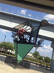 List Of Public Art In Charlotte North Carolina Wikipedia