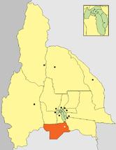 San Juan, Departamento Sarmiento