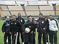 Deportivo Tachira FC en el Estadio Manuel Murillo Toro.jpg