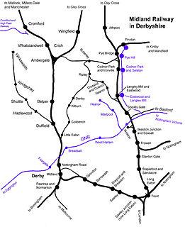 Midland Railway Ripley Branch