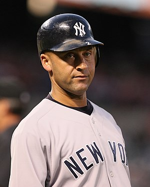 2009 New York Yankees season - The Yankees' captain Derek Jeter became the all-time Yankees hit leader in 2009, breaking Lou Gehrig's record late in the season against the Tampa Bay Rays at Tropicana Field.