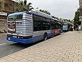 Des bus de ville à Montpellier vers le CHU Saint-Eloi (juin 2019).jpg