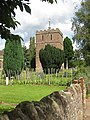 Detached tower of Holy Trinity Church, Bosbury - geograph.org.uk - 1451580.jpg