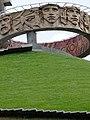 Detail of Mount of Glory - World War Two Memorial - Near Minsk - Belarus (27305232380).jpg