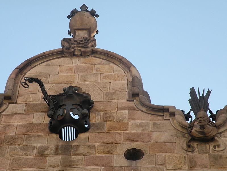 Fichier detalle superior de la casa calvet barcelona jpg - Detalles para la casa ...