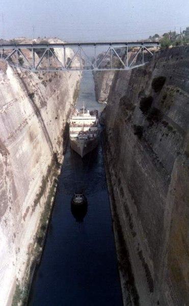 Le canal de Corinthe 371px-Detroit_de_Corinthe