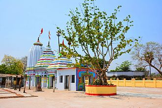 Angul district - Shree Siddheswar Baba Temple