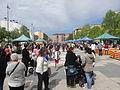 Diada de Sant Jordi 2015 a Cal Font - Igualada.JPG