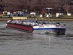 Diamar, ENI 02327108 at the Rhine river pic6.JPG