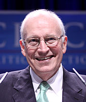 Dick Cheney Travel 2008
