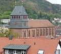 Die ehemalige Klosterkirche ist heute protestantische Pfarrkirche. - panoramio.jpg