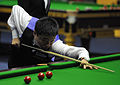 Ding Junhui at Snooker German Masters (DerHexer) 2013-01-31 01.jpg